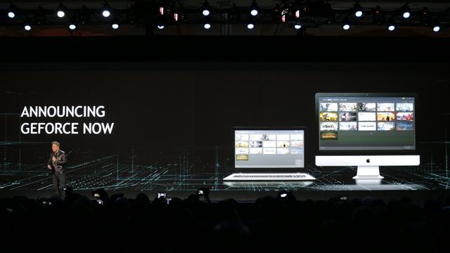 Nvidia maakt streamen zware games naar 'zwakke' pc's mogelijk