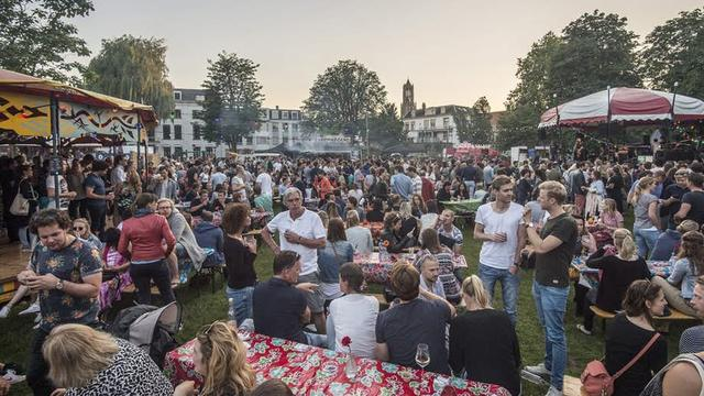 Weer kort geding over Utrechts festival Lepeltje Lepeltje
