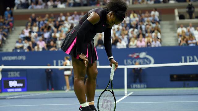 Williams wil knieblessure niet als excuus gebruiken voor uitschakeling