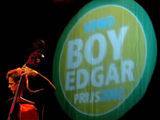 De Buma Boy Edgar Prijs is de belangrijkste prijs in Nederland op het gebied van jazz en geïmproviseerde muziek