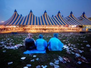 Festival krijgt andere indeling en tenten worden vervangen