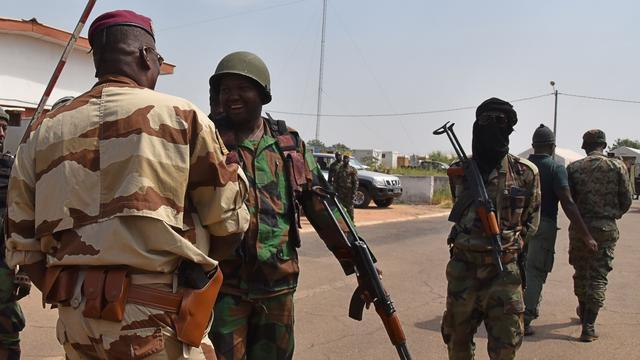 Ex-militairen Ivoorkust veroordeeld voor vermoorden buitenlanders