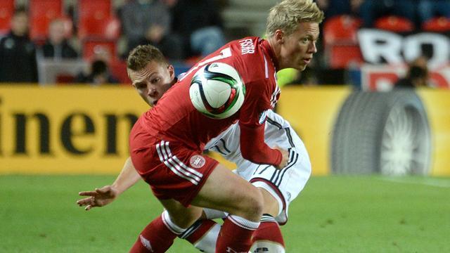 Fischer helpt Denemarken naar halve finales EK onder-21