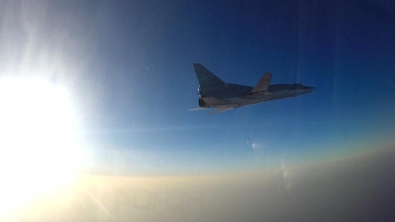 Russische bommenwerpers vertrekken uit Iran naar Syrië