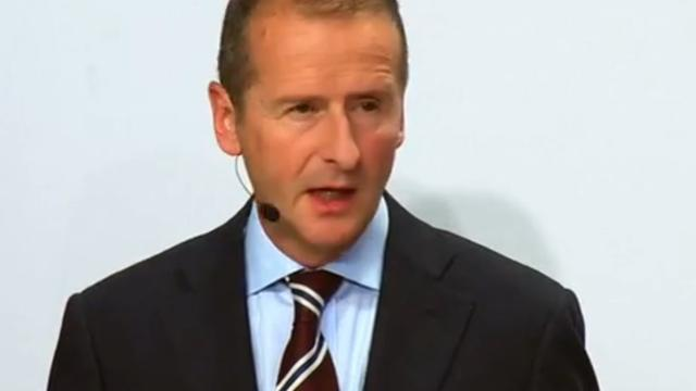 Volkswagen licht schrappen dertigduizend banen toe