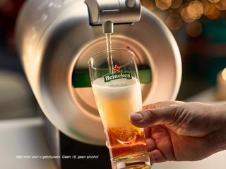 Tap thuis jouw perfecte bier met de Heineken SUB®
