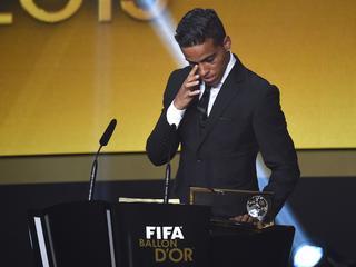 26-jarige spits troeft Messi en Florenzi af bij FIFA-gala