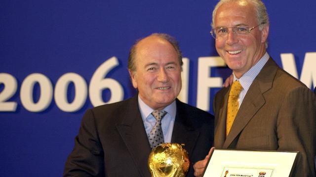 Duitsland hoopt op Zwitserse hulp bij onderzoek naar WK 2006