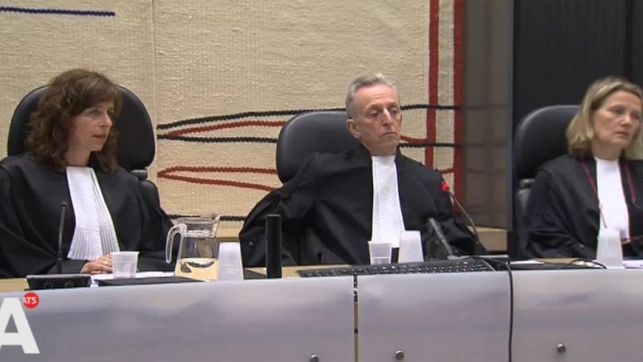 Willem Holleeder legt verklaring af