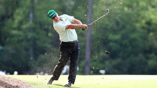 Amerikaanse golfer Hoffman leidt na eerste dag op Masters