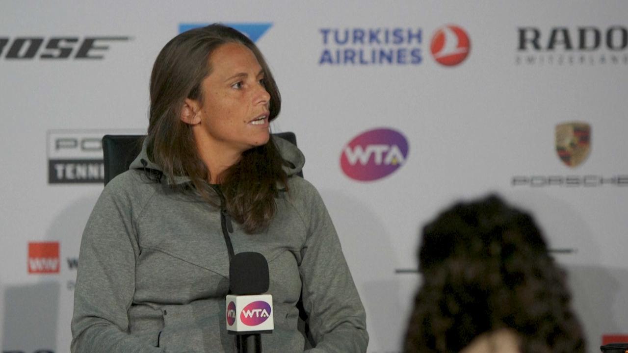 Tegenstandster Vinci niet blij met wildcard voor Sharapova na dopingschorsing
