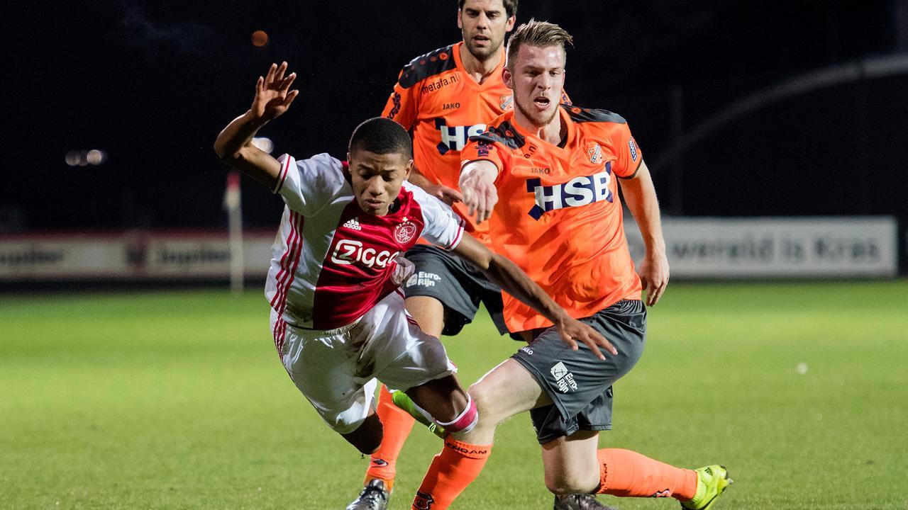 Samenvatting Jong Ajax-FC Volendam (1-1)