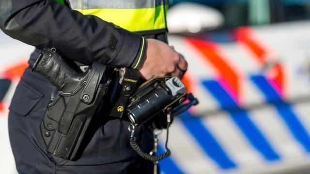 Mobiel politiebureau op Kastanjeplein na dodelijke steekpartij