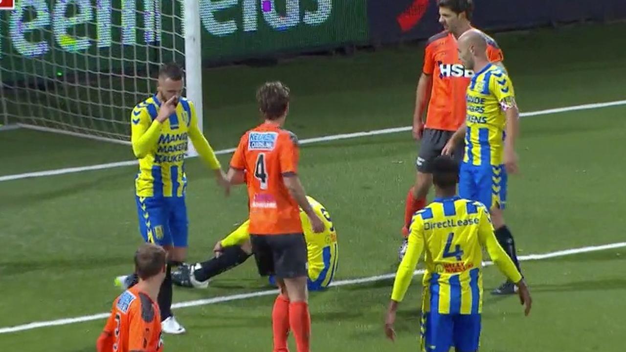 Samenvatting FC Volendam-RKC Waalwijk (1-1)