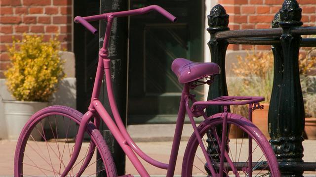 Eerste fietsburgemeester van Amsterdam gekozen