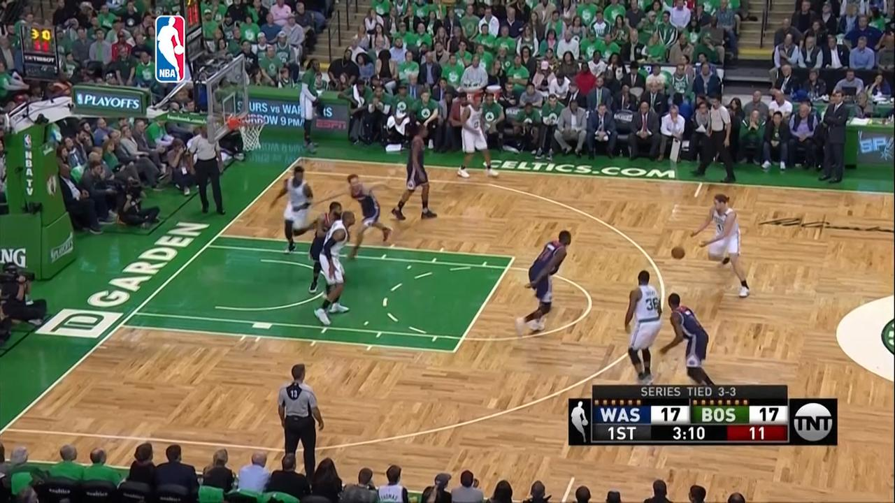 Boston Celtics veroveren finale plek in Eastern Conference