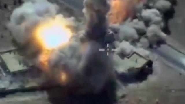Rusland vuurt raketten af op vermeende IS-doelen in Syrië