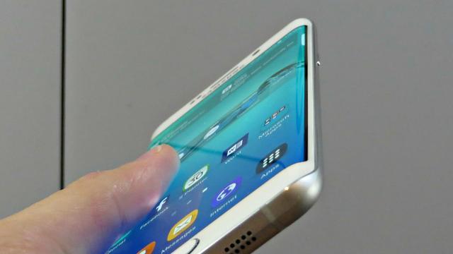 'Samsung Galaxy Note 7 verschijnt alleen met gebogen scherm'