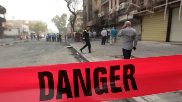 Doden en tientallen gewonden door aanslag nabij Bagdad
