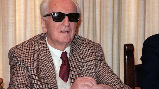 Criminelen wilden lichaam Enzo Ferrari stelen voor losgeld