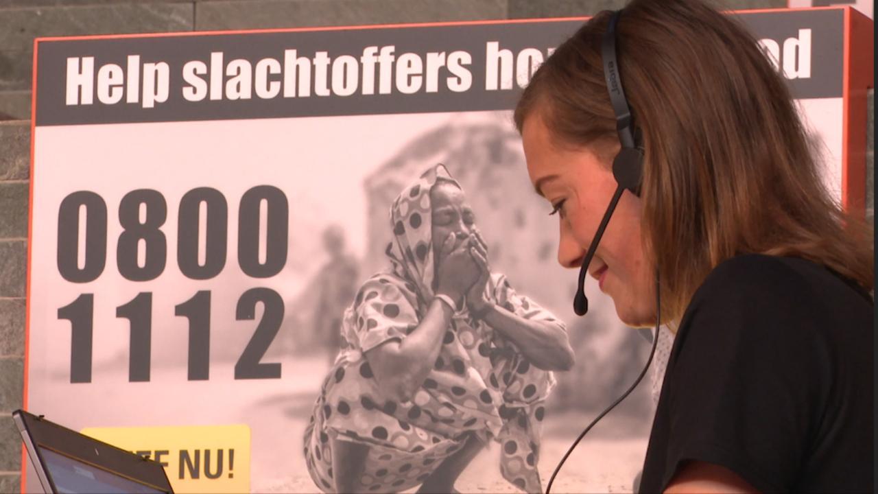 Bekend en onbekend Nederland zet zich in voor Giro555