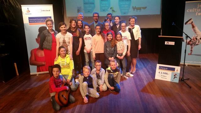 Jeugdcultuurfonds Brabant werkt samen met Etten-Leur