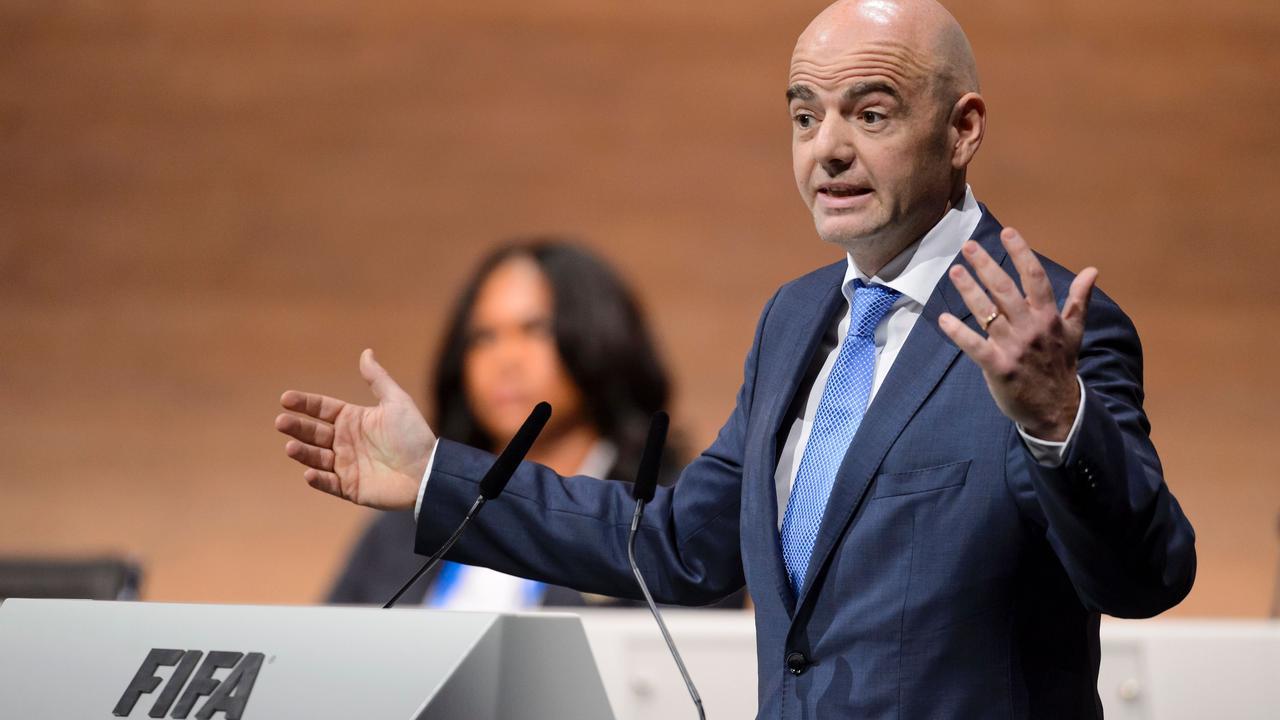 Infantino gekozen tot nieuwe voorzitter FIFA