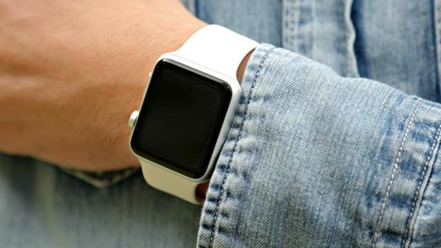 Apple vraagt patent aan voor slimme horlogeband