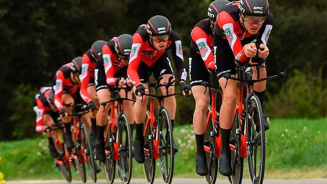 UCI roept BMC na protest uit tot winnaar ploegentijdrit Ronde van Catalonië