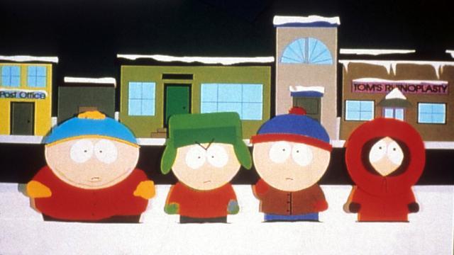 Verkiezingsaflevering South Park herschreven door uitslag