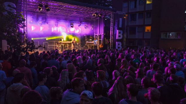 'IBB-Fest is eigenlijk één groot huisfeest'