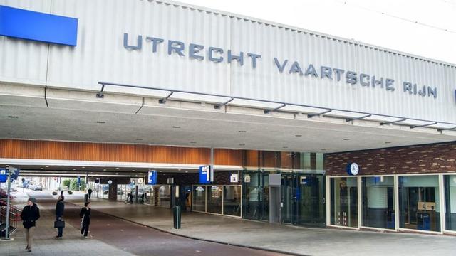 Winkelruimte Station Vaartsche Rijn half jaar langer leeg