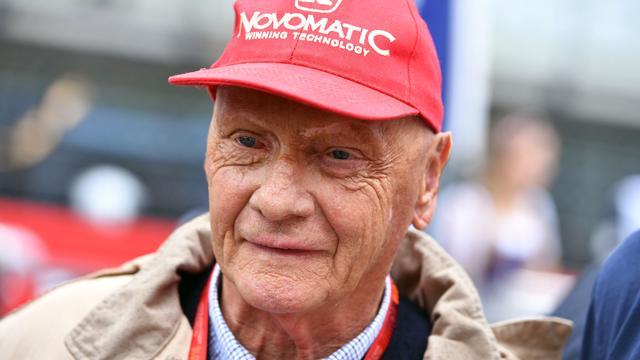 Formule 1-legende Lauda zegt dat Verstappen in psychiatrie thuishoort