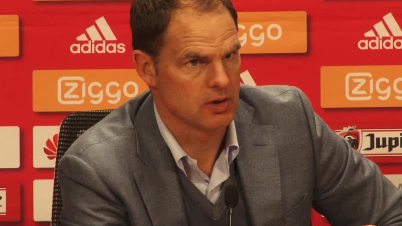 De Boer: 'Ik had geen penalty gegeven'