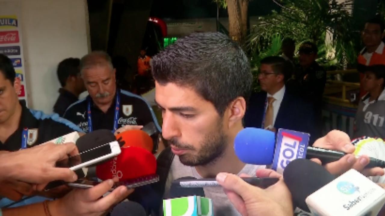 Suarez: 'Belangrijk punt gepakt tegen een directe concurrent'