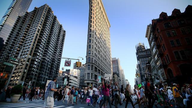 'Kopie New Yorkse wolkenkrabber komt naar Amsterdam'