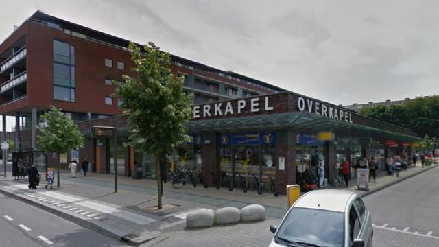 Camerabewaking bij winkelcentrum Overkapel in Overvecht na overlast