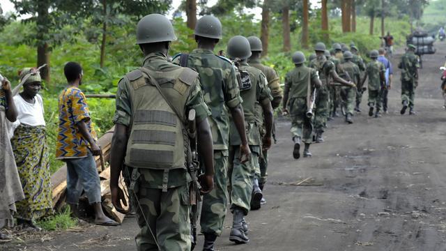 Dodental gevechten tussen milities en overheid Congo opgelopen tot 49