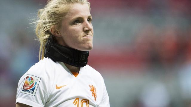 Voetbalster Van de Ven zet punt achter carrière