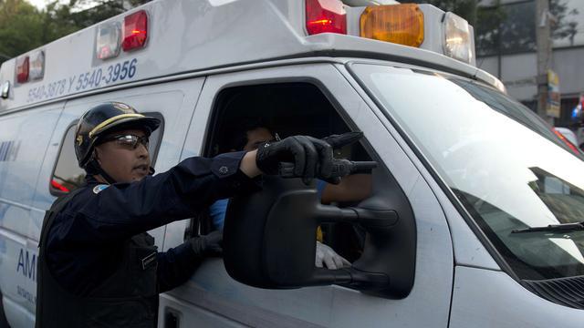 Doden en tientallen gewonden bij busongeluk in Mexicaanse stad Cancun