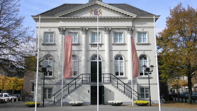 Afscheidsreceptie Frank Priem in gemeentehuis
