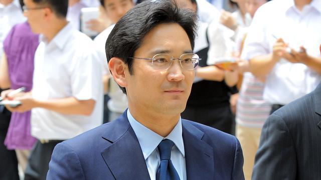 Samsung-topman gearresteerd wegens corruptieschandaal