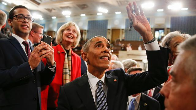 Obama's laatste State of the Union in het kort