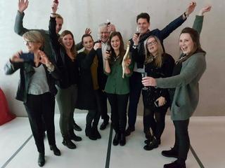 Vijf vierdejaarsstudenten bedachten het plan tijdens het Design Bootcamp deze week op Station Breda