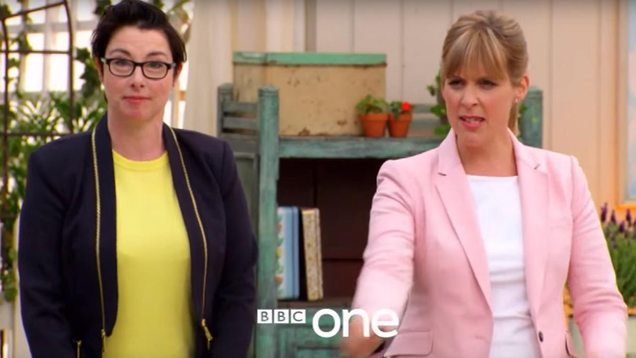 Trailer The Great British Bake Off met Sue Perkins en Mel Giedroyc