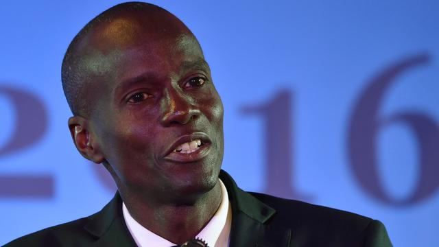 Jovenel Moise wint Haïtiaanse presidentsverkiezingen