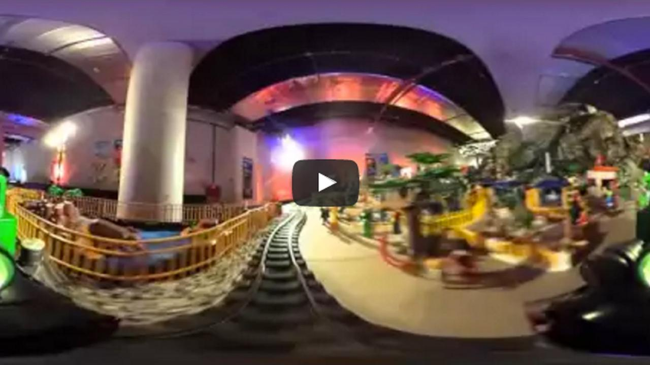 3D video Happy Station