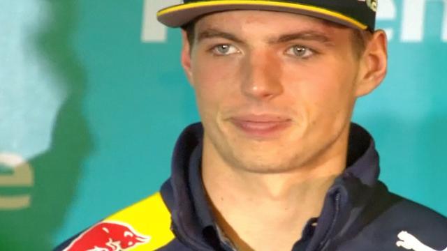 Verstappen hoopt op regen tijdens Grand Prix Mexico