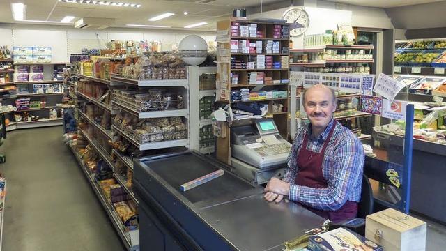Buurtwinkel De Kroon gesloten na bijna zestig jaar