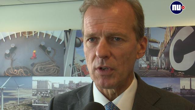 CEO Castelein legt uit waarom het goed gaat met Rotterdamse haven
